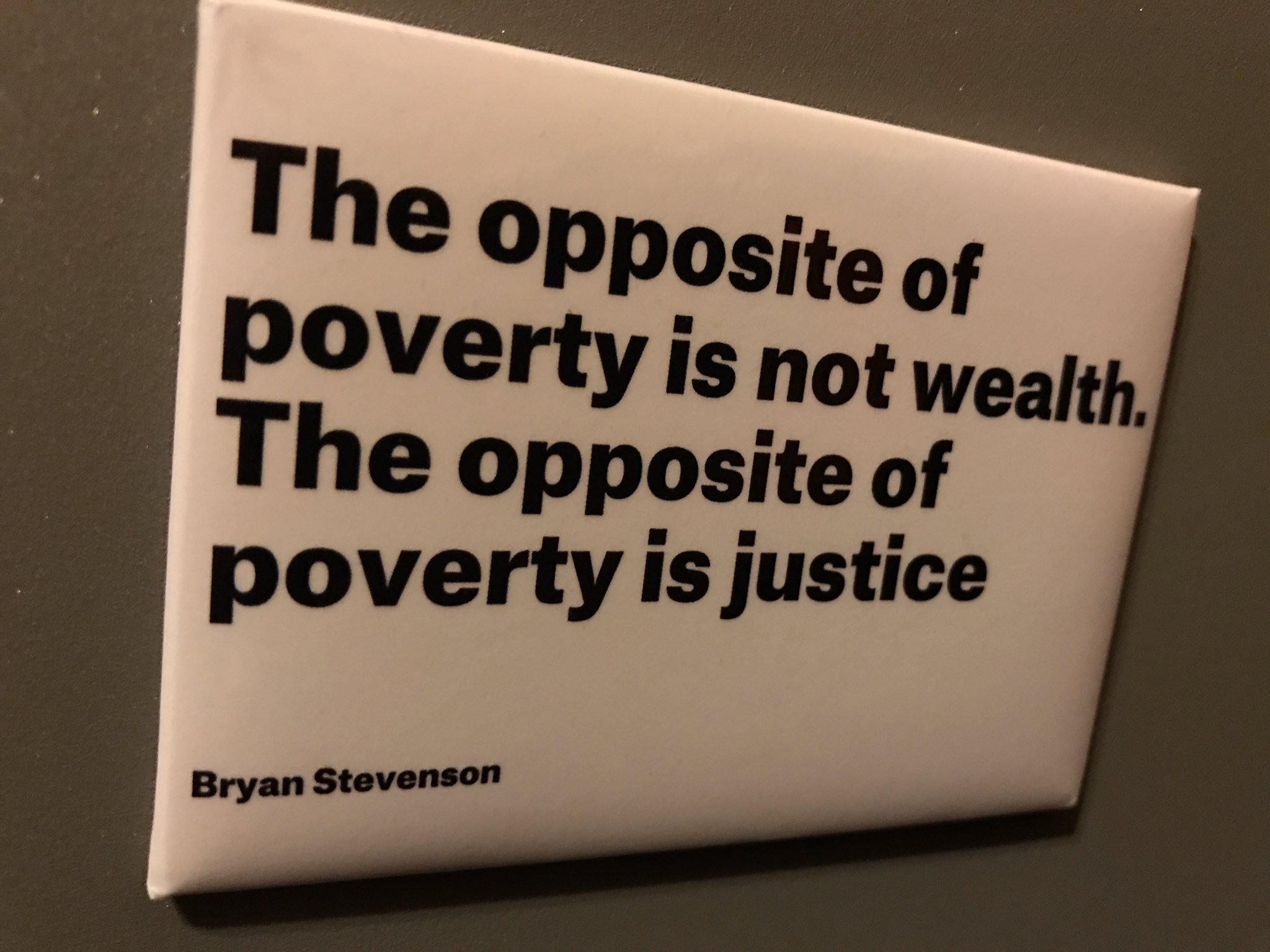 poverty and the homeless