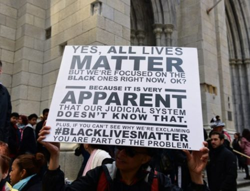 Why and how i believe that All Lives Matter.