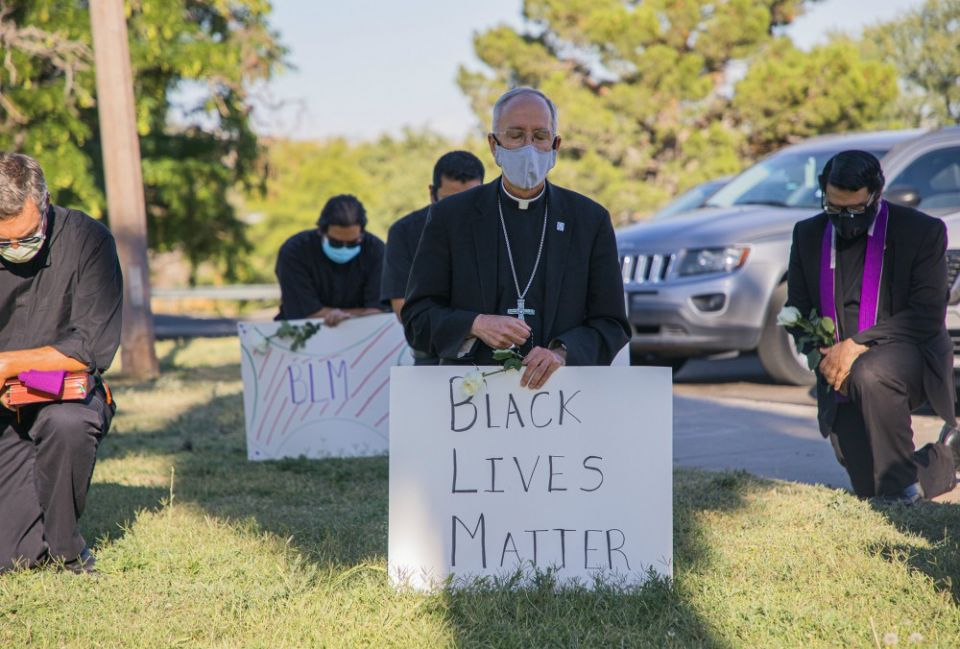 Jesus Black Lives Matter