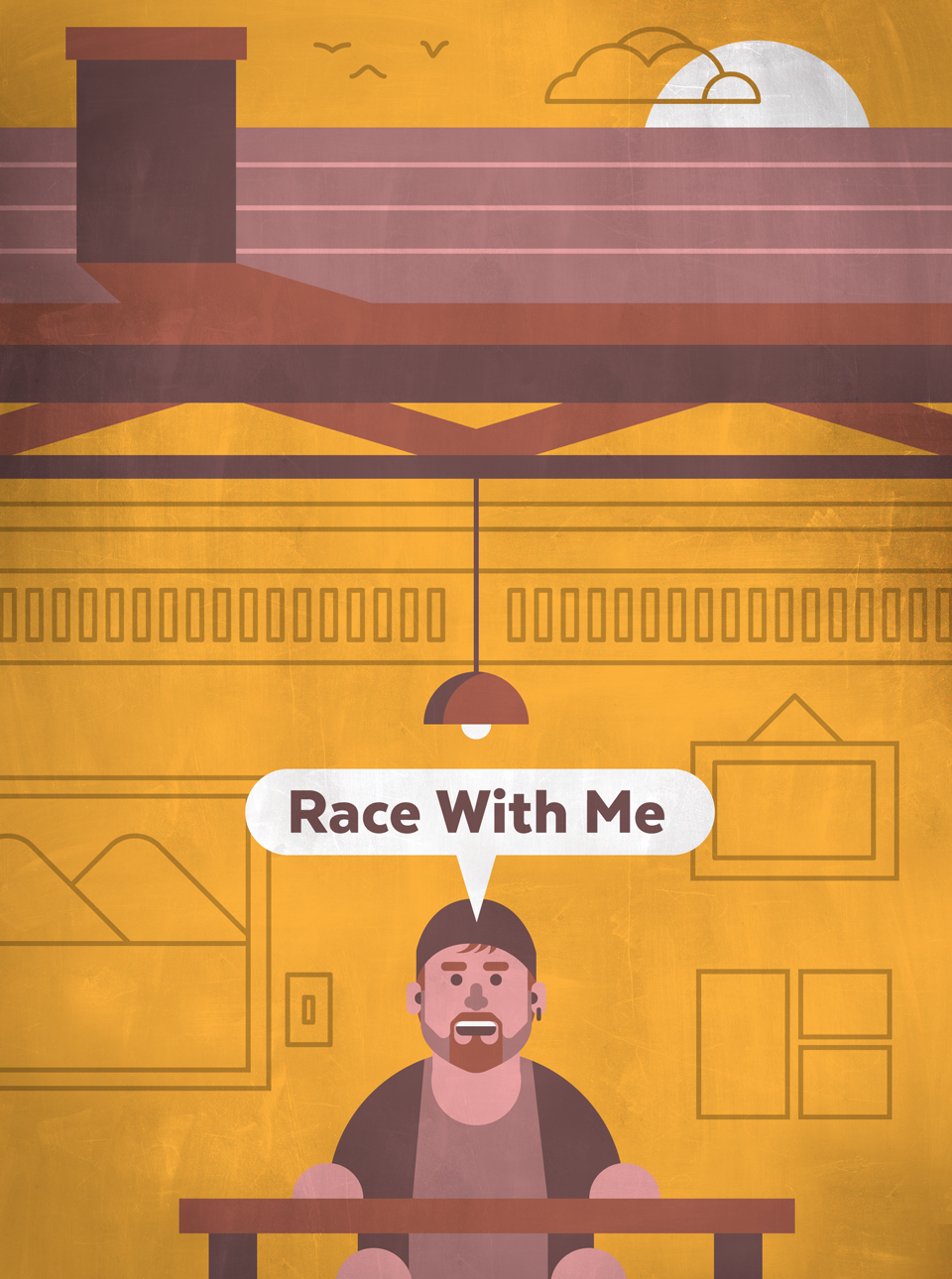 Race with me