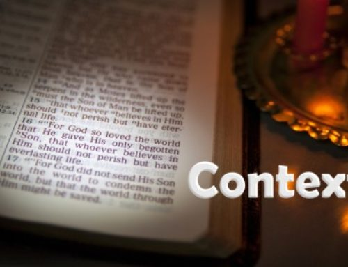 Brett Fish St John's Preach: Scripture in Context…