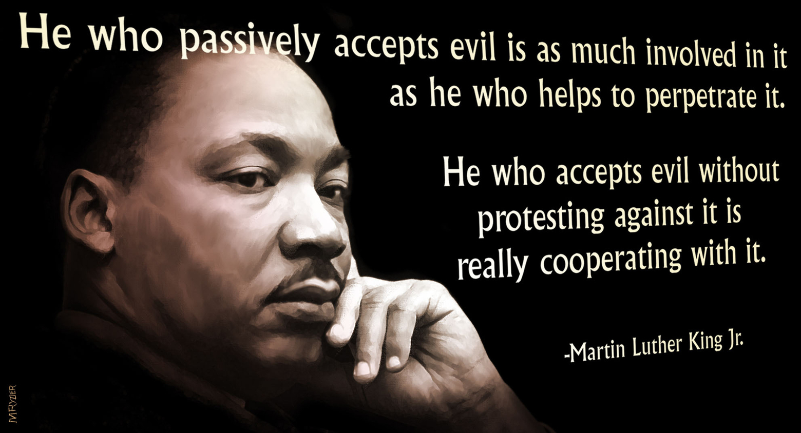 Violence of Kindness
