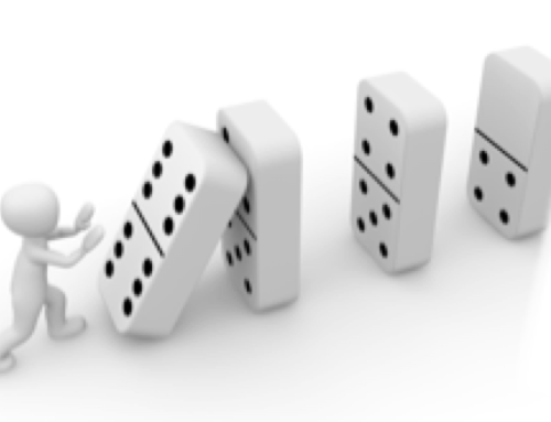 The Domino effect – this is how it begins…