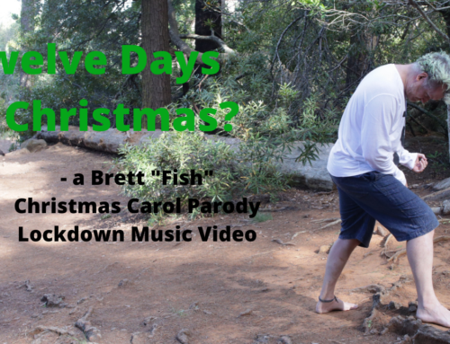 A Christmas Carol Parody Music Video story…