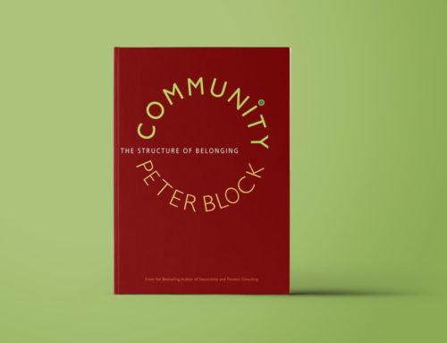 What i am reading: Community by Peter Block