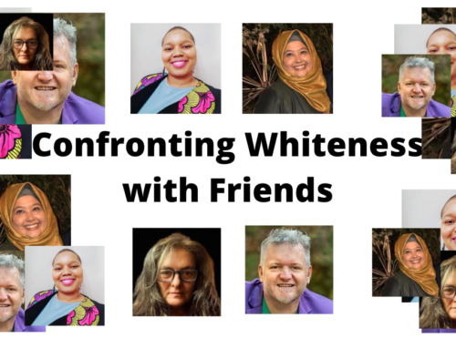 Confronting Whiteness with Asanda, Hani and Megan