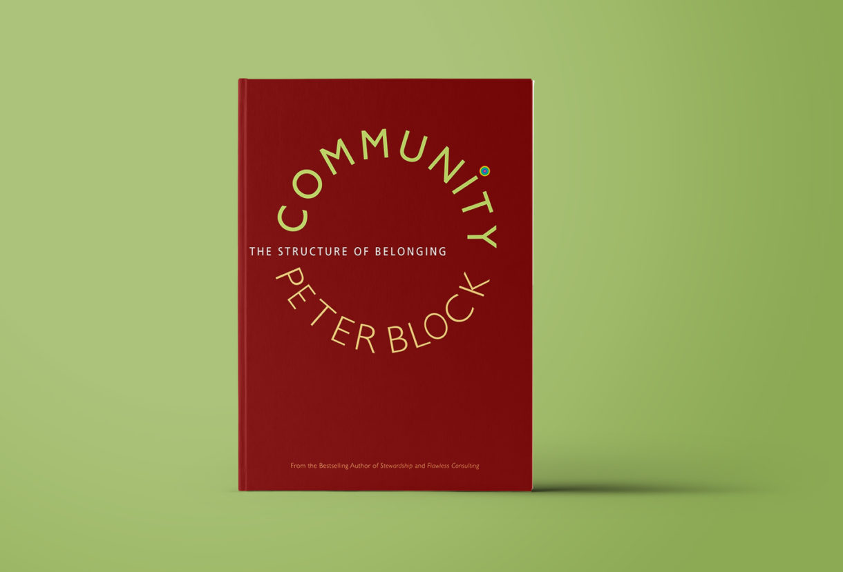 Community by Peter Block cover