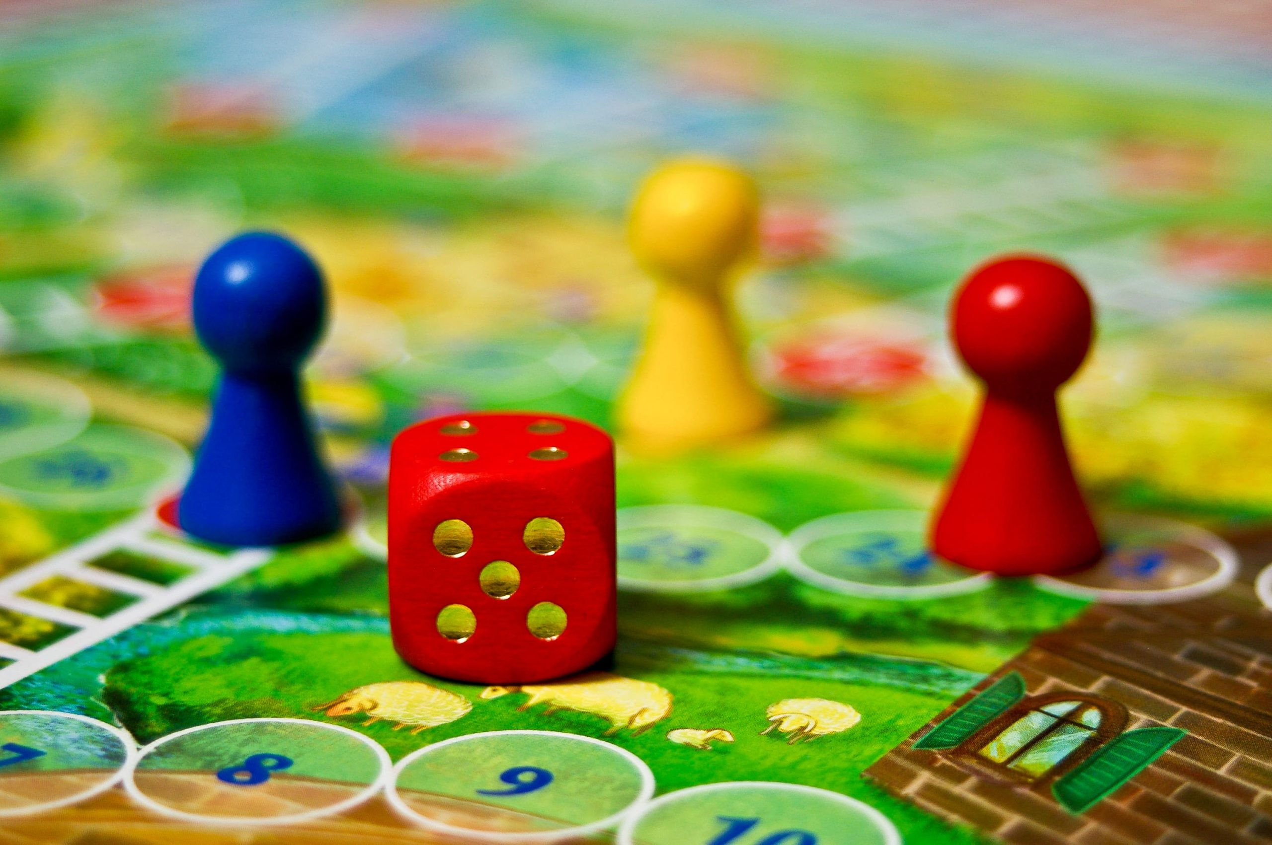 Board Game Arena games