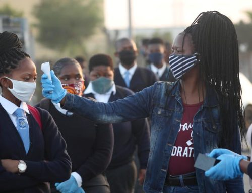 Teaching during a pandemic: An Open Letter to Cyril Ramaphosa