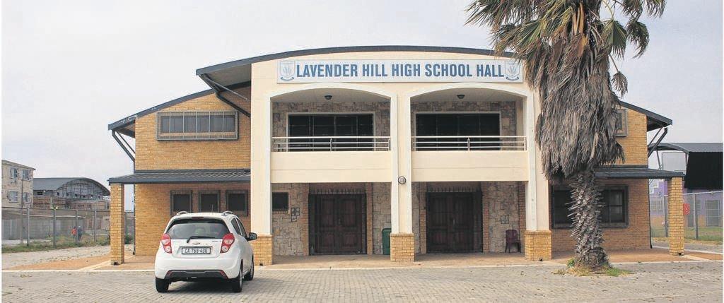 Lavender Hill high School