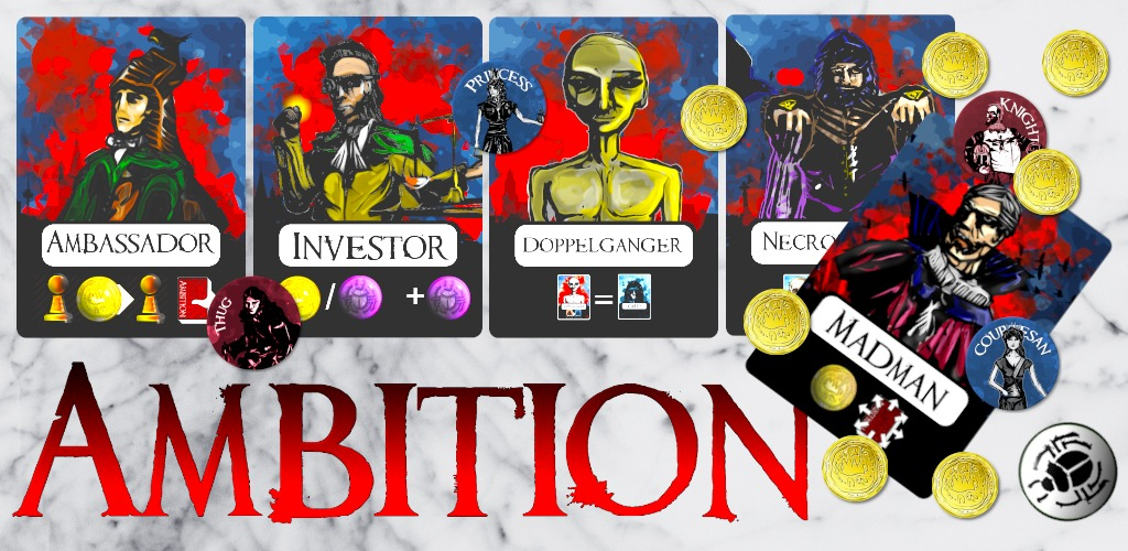 Ambition Cover pic